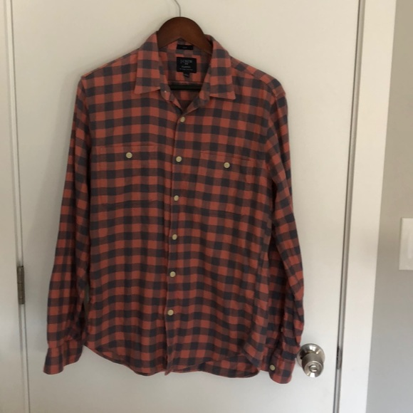 J. Crew Other - Flannel Shirt